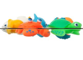 creatures from water tables for kids