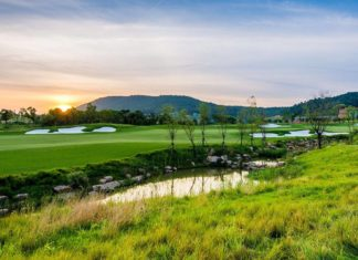 why play golf - beautiful golf course
