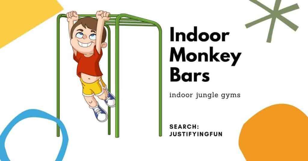 indoor monkey bars