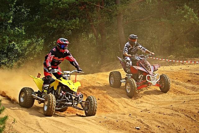 kids-quads-racing