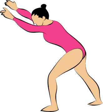how to do a cartwheel final position
