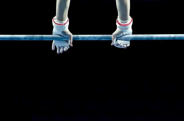 gymnastics grip