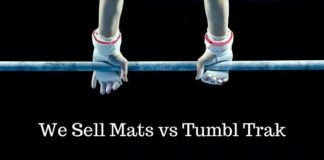 we sell mats vs tumbl trak