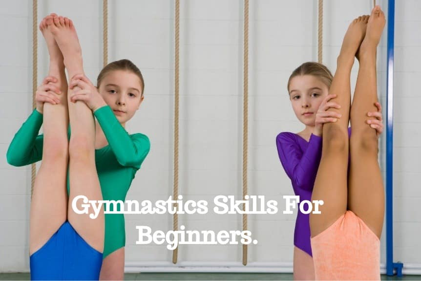 Beginner gymnastics skills