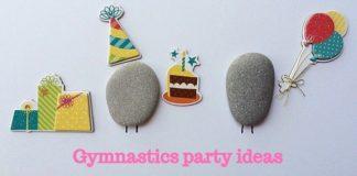 gymnastics party ideas