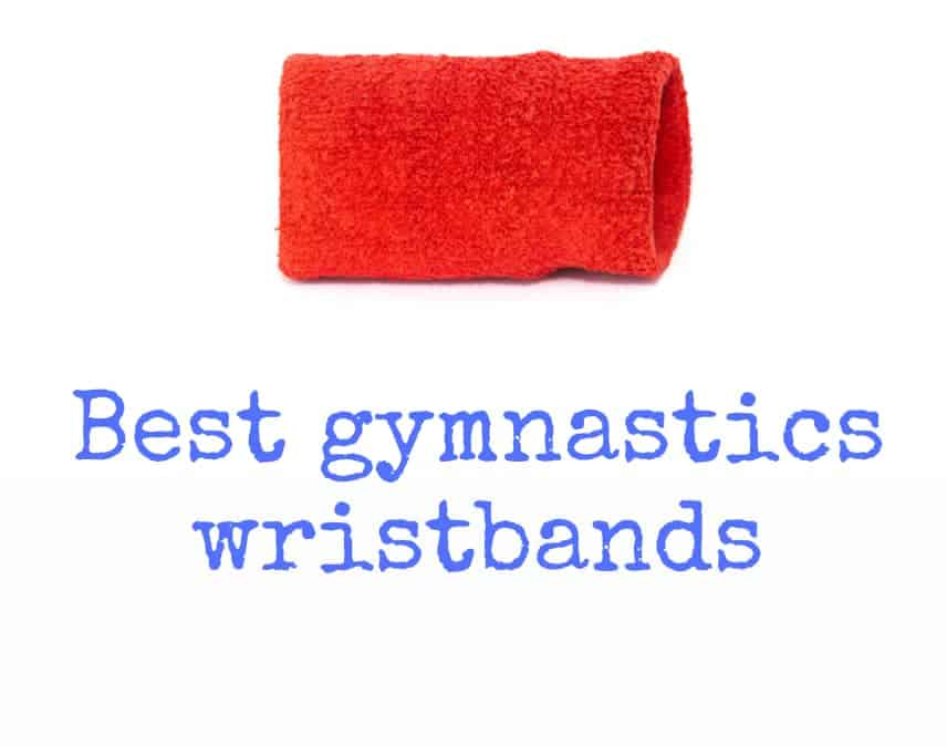 best gymnastics wristbands