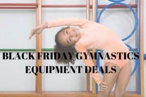 black friday gymnastics equipment deals