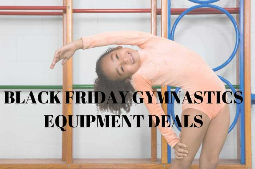 black friday gymnastics equipment deals