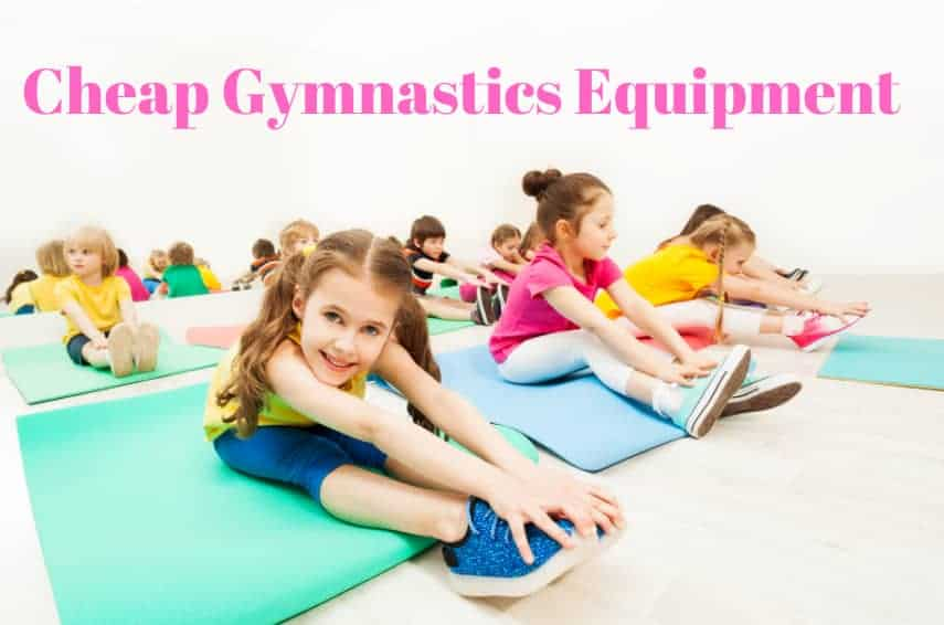 cheap gymnastics equipment