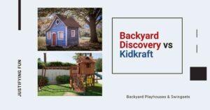 Backyard discovery vs Kidkraft