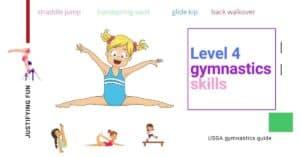 gymnastics level 4