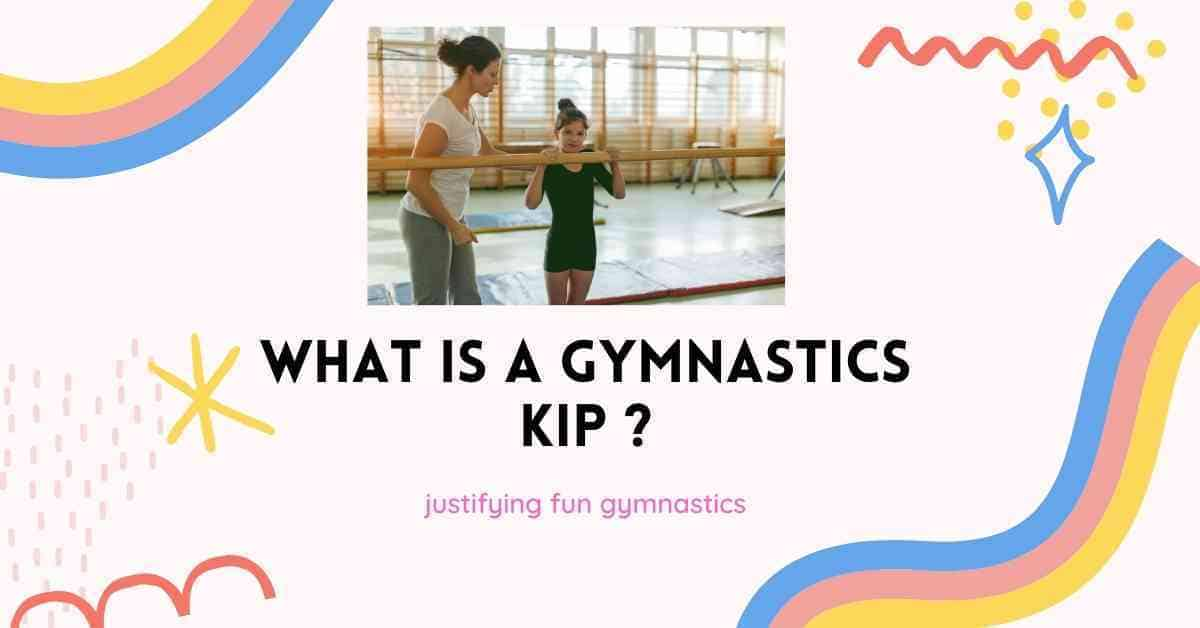 what is a gymnastics kip